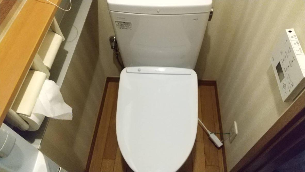 広島市南区トイレ便器交換リフォーム